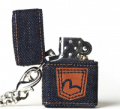 Evisu Group Limited: EVISU Jeans Special Edition Zippo Lighter - Copper Seagull For $155
