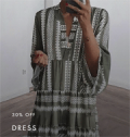 Mostata: 30% Off Casual Dresses