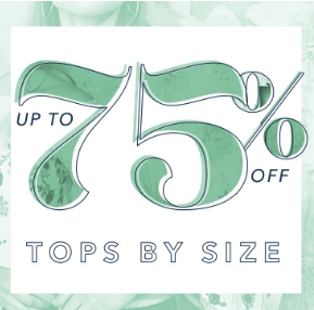 Rue La La: 75% Off Tops