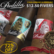 Cigar Page: 72% Off Cava Habano & Maduro
