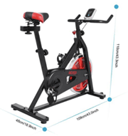 Ancheer: $90 Off Health Fitness Belt Drive Indoor Exercise Cycling Bike