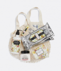Beekman1802: 15% Off APRICOT & HONEY TEA 7 PIECE TOTE