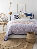 Lowes: 50% Off + Extra 10% Off Bambury Calypso Quilt Cover Set
