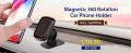 Cesdeals: Low To $10.99 360 Rotation Cellphone Mount