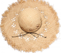 Goodnight Macaroon: Down To $49 Of  'BRIELLA' WIDE-BRIM RAFFIA HAT